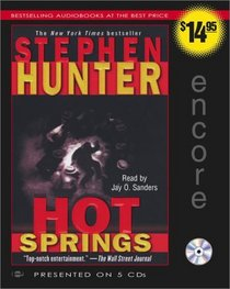 Hot Springs (Audio CD) (Abridged)