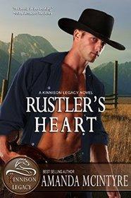 Rustler's Heart (The Kinnison Legacy) (Volume 2)