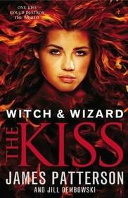 Witch and wizard the kiss