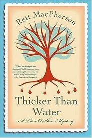 Thicker Than Water (Torie O'Shea, Bk 8)