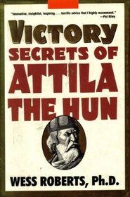 Victory Secrets of Atilla the Hun