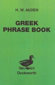 Greek Phrase Book (Paperduck)