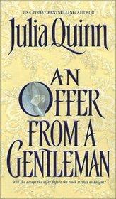 An Offer From a Gentleman (Bridgerton Bk 3)