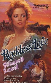 Reckless Love (MacKenzie-Blackthorn, Bk 1) (Harlequin Historical, No 38)
