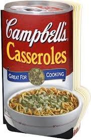 Campbell's Casseroles (Shaped Cookbook)