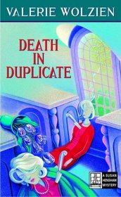 Death in Duplicate (Susan Henshaw, Bk 16)