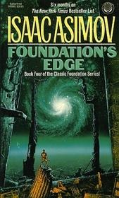 Foundation's Edge (Foundation, Bk 4)