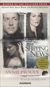The Shipping News (Audio Cassette) (Abridged)
