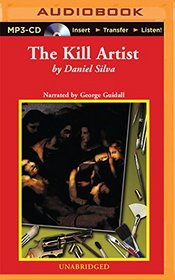 The Kill Artist (Gabriel Allon, Bk 1) (Audio MP3 CD) (Unabridged)