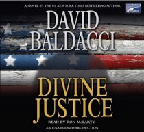 Divine Justice (Camel Club, Bk 4)