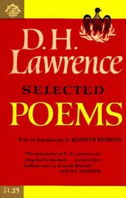D. H. Lawrence: Selected Poems