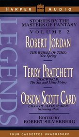 Legends: Stories by the Masters of Fantasy, Vol 2 (Audio Cassette) (Unabridged)