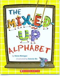 The Mixed-up Alphabet