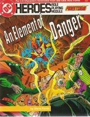 An Element of Danger (DC Heroes RPG)