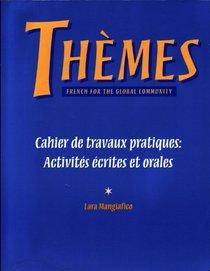 Themes Workbook