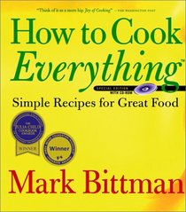 How to Cook Everything (with CD-Rom)