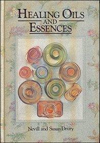 Healing Oils and Essences