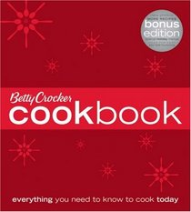 Betty Crocker Cookbook (Holiday Bonus Edition)