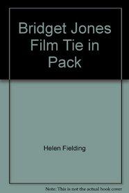 Bridget Jones Film Tie in Pack