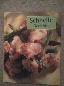 Schnelle Gerichte (German)