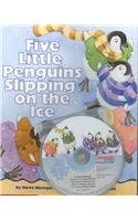 Five Little Penguins Slipping On The Ice - Library Edition