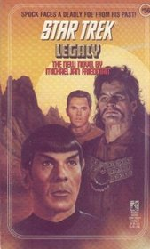 Legacy (Star Trek, Book 56)