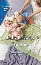 Baby Lessons (Lovestruck, Vermont, Bk 1) (Harlequin Special Edition, No 2777)