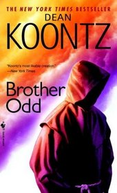 Brother Odd (Large Print)