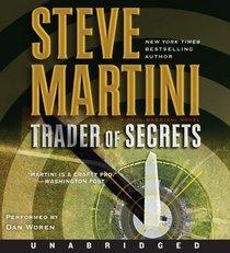 Trader of Secrets (Paul Madriani, Bk 12) (Audio CD) (Unabridged)