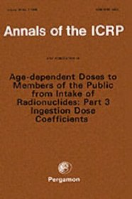 ICRP Publication 69: Age-dependent Doses to Members of the Public from Intake of Radionuclides: Part 3 Ingestion Dose Coefficients