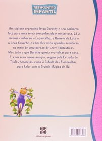 O Magico De Oz - Cole��o Reencontro Infantil (Em Portuguese do Brasil)
