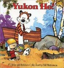 Calvin and Hobbes Yukon Ho!