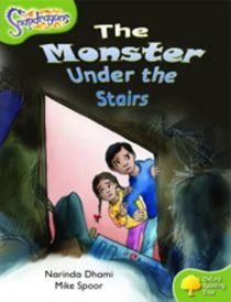 The Monster Under the Stairs (Dingles Leveled Reading, Olive Level)