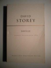 Saville (Booker Prize Anniversary Edition)