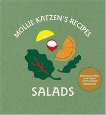 Mollie Katzen's Recipes: Salads (Mollie Katzen Easel Editions)