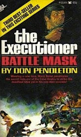 The Executioner #3: Battle Mask