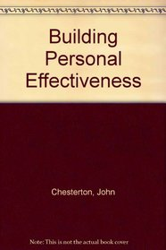 Building Personal Effectiveness