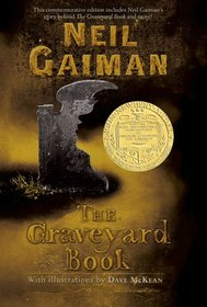 The Graveyard Book Gold Edition