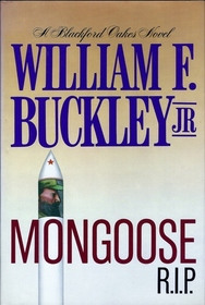Mongoose RIP (Blackford Oakes, Bk 8)