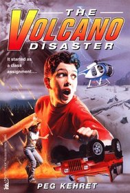 The Volcano Disaster (Frightmares Series)