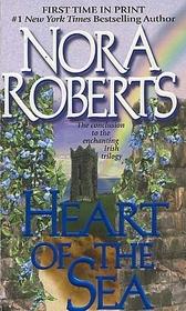 Heart of the Sea (The Irish Trilogy, Bk 3) (Large Print)