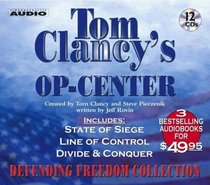 Tom Clancy's Op-Center : Defending Freedon Collection