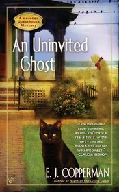 An Uninvited Ghost (Haunted Guesthouse, Bk 2)