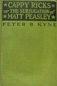 Cappy Ricks or The Subjugation of Matt Peasley