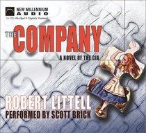 The Company: A Novel of the CIA (New Millennium Audio)