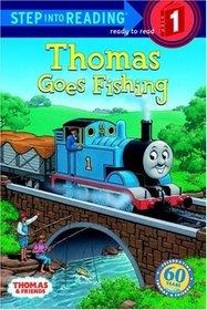 Thomas Goes Fishing (Step into Reading, Step 1)