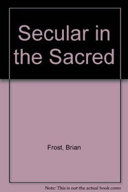 Secular in the Sacred