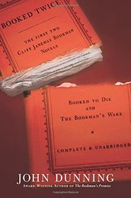 Booked Twice: Booked to Die and The Bookman's Wake (Cliff Janeway)