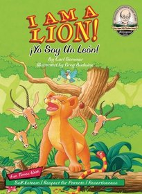 I Am A Lion! / �Yo Soy Un Leon! / with CD (Another Sommer-Time Story Bilingual)