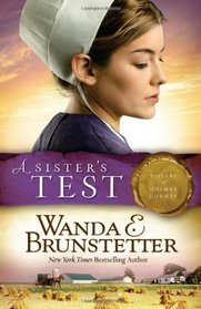 A Sister's Test (SISTERS OF HOLMES COUNTY)